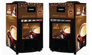 Coffee and Vending Machines