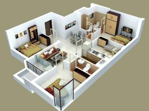 Do you have plans to have a new interior design for your place