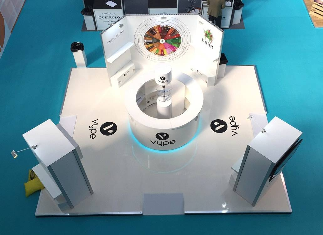 Importance of open exhibition stand designs