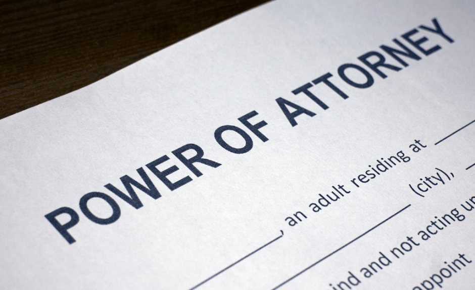 Pros of comprehensive power of attorney