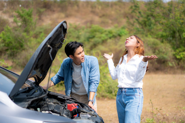 Car repair without stress