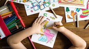 Importance of painting courses for children