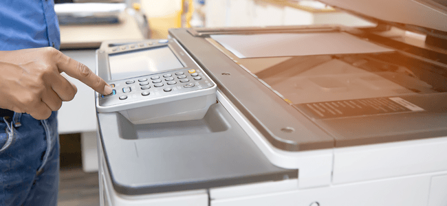 Pros & cons of buying a used photocopy and printer